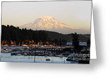 Gig Harbor Greeting Card