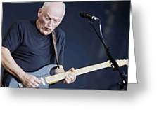 Gilmour #003 By Nixo Greeting Card