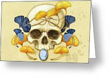 Ginkgo Relic Greeting Card