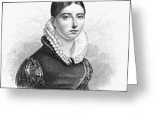 Giuditta Pasta (1798-1865) Greeting Card