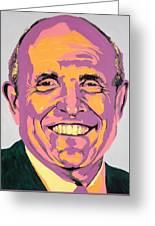 Giuliani Greeting Card