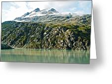 Glacier Bay 2 Greeting Card