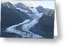 Glacier Bay Alaska 2 Greeting Card