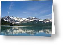 Glacier Bay Greeting Card