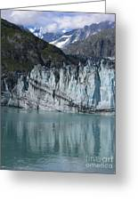 Glacier Bay Majesty Greeting Card