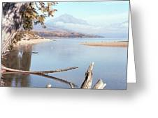 Glacier National Park 3 Greeting Card by Deahn      Benware