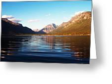 Glacier National Park 7 Greeting Card