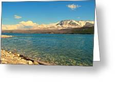 Glacier National Park Greeting Card