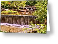 Glade Creek 002 Greeting Card