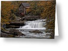 Glade Creek Mill 2011 Greeting Card