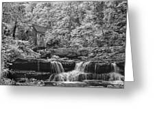 Glade Creek Mill Greeting Card