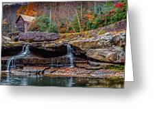 Glade Crist Mill Greeting Card