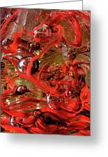 Glass Macro Vii Greeting Card