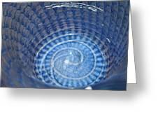 Glassworks 3 Greeting Card