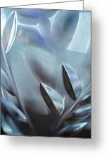 Glassy#3 Greeting Card