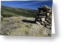 Glen Boulder Trail - White Mountains New Hampshire Usa Greeting Card