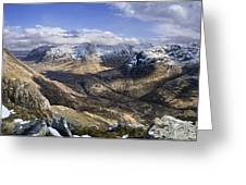 Glencoe - Scotland Greeting Card
