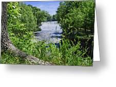 Glen Falls Greeting Card