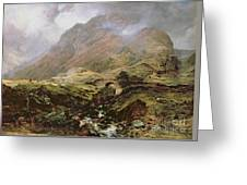 Glencoe Greeting Card