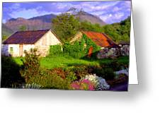 Glencoe Village Greeting Card