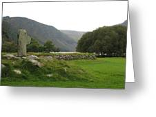 Glendalough Greeting Card