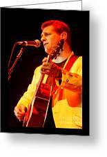 Glenn Frey-1009 Greeting Card