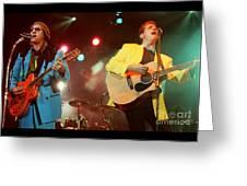 Glenn Frey Joe Walsh-1023 Greeting Card