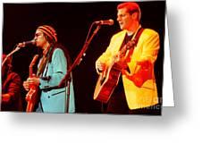 Glenn Frey Joe Walsh-1029 Greeting Card