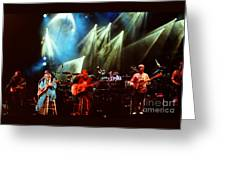 Glenn Frey Joe Walsh-1039 Greeting Card