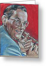 Glenn Miller Greeting Card