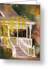 Glenridge Porch Greeting Card