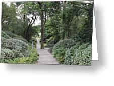 Glenveagh Castle Gardens 4305 Greeting Card