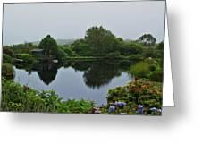 Glenwhan Gardens Greeting Card