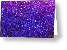 Glitterbug Greeting Card