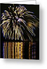Globalfest Fireworks Greeting Card