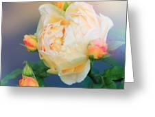 Gloria Greeting Card