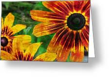 Gloriosa Daisy Greeting Card