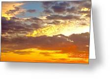 Glorious Sunrise Greeting Card