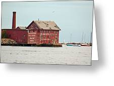 Gloucester Manufactory Greeting Card