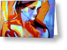 Glow From Within Greeting Card
