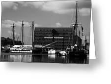 Gloucester Warehouse 2 Greeting Card