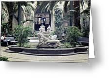 Glyptotek Museum Kobenhavn Greeting Card