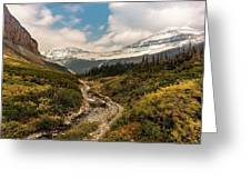Gnp-scenic View Greeting Card
