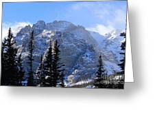 Go Tell It On The Mountain Greeting Card