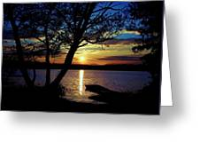 Go To Nature Greeting Card