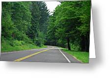 Go Where It Takes Us Greeting Card