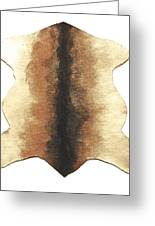 Goat Skin #2 Greeting Card