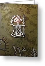 Goddess Of Fertility Greeting Card