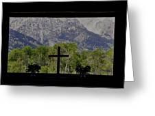 God's Window Greeting Card