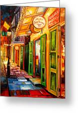 Going Back To New Orleans Greeting Card